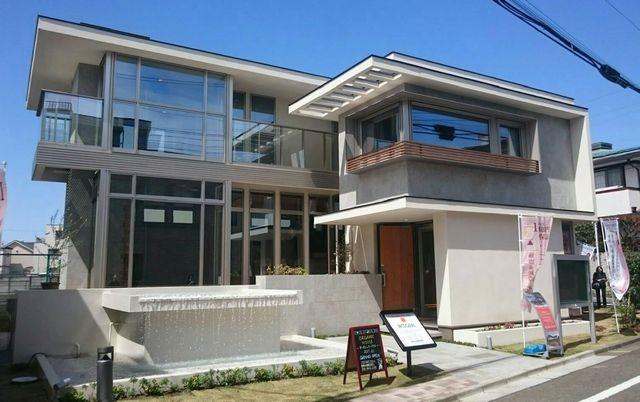 駒沢公園ハウジングギャラリーにオープンした「インテグラル」