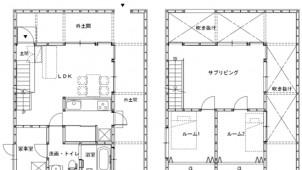 ハイアス、1000万円からの高性能規格住宅に新プラン 「土間のある家」