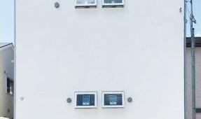 OKUTA、新築ブランド「LOHASTA home」の第1棟が完成