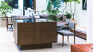 「キッチンの機能を持った家具」を開発、スクエア型で集い囲めるコミュニケーションの場に