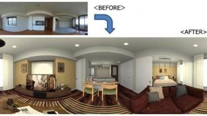 コスモイニシア、リノベーションマンションの「前後」を体験できるVRサービスを開始