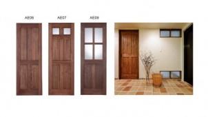 オーケーデポ、通常より2割安+短納期の室内木ドアを発売