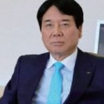 「この1年間の目覚しい木造技術開発により会員数が倍増した」と話す木村会長