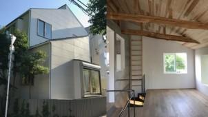 リビタとYKK AP、戸建てリノベーション実証住宅『代沢の家』を竣工
