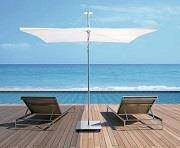 ハーフェレジャパン、デザイン性の高いベルギー製マーケットアンブレラを販売開始