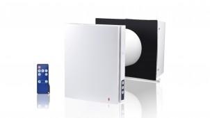 日本スティーベル、ダクトレス熱交換換気の最新モデルを発売