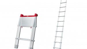 室内での持ち運びに適したコンパクトな1連はしごを発売