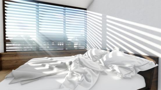 複雑な光と影も3Dを自動計算して自然に表現