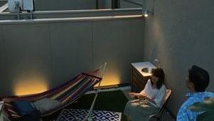 解放感とプライバシーを両立 屋上リビングで心のエネルギーチャージ