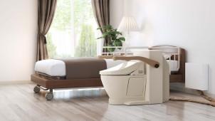 TOTO、要介護者向け後付け水洗トイレを低価格化