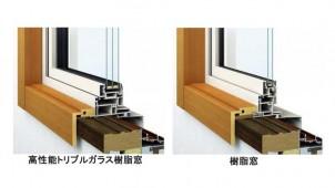YKKAP、半日で高性能樹脂窓に交換できる北海道限定商品