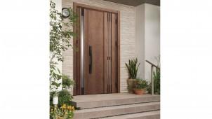 LIXILがリフォーム玄関ドア刷新、求めやすい価格に