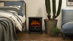 ディンプレックス・ジャパン、小型電気暖炉を発売