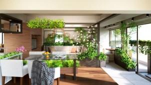 パーカーズとマイリノが業務提携、植物に特化したリノベーションプランを提供