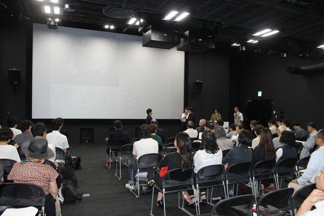 千葉工業大学 東京スカイツリータウンキャンパスで行われた表彰式の模様