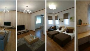 飯田GHD、ロシア極東地方で木造戸建て住宅販売を開始