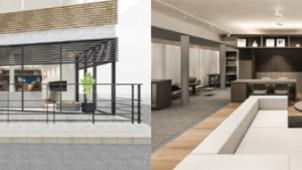 メルクマール、バイオエタノール暖炉のショールームをリニューアルオープン