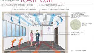 菊川工業、「R Air-con」が環境省L2-Tech補助事業に採択