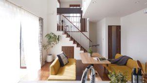 パナソニック、「テクノストラクチャー」の規格型スキップフロア住宅を発売