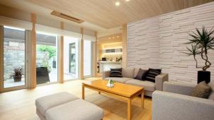 日本ハウスHD、創業50周年を記念し「檜の家仕様」「ZEHの家仕様」を標準仕様に