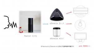 リンクジャパン、IoTリモコンのAmazon Alexa対応を開始