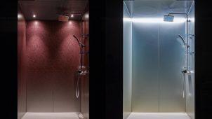 パナソニック、光と影を表現した上質シャワールームを発売