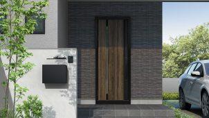 LIXIL、熱貫流率0.89の高断熱玄関ドアを来春発売