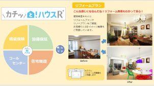 価値住宅、VR活用のワンストップサービス「カチッと!ハウスR」提供開始