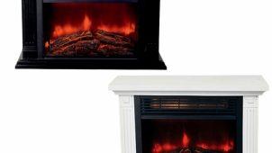 インテリア性に優れた暖炉型ファンヒーター発売