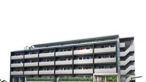 グッドコムアセット、「壁面緑化」採用のマンションを世田谷区で分譲開始