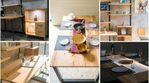 国産木×鉄×照明がテーマの家具ブランドが誕生