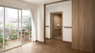 パナソニック、業界最長サイズのホームエレベーターを発売