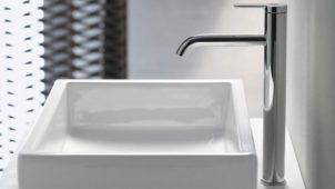 独・バスルームブランド「デュラビット」がオリジナル水栓をリリース、日本で販売開始
