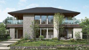 クレバリーホーム、主力商品のハイグレードモデル・ハイクオリティモデルに新デザイン