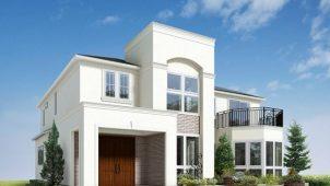 三菱地所ホーム、家族と豊かな時を過ごすライフスタイル提案 モデルハウスをリニューアル