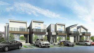 三栄建築設計、「unico」がインテリアプロデュースした分譲住宅を企画・販売