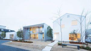 「無印良品の家 名古屋店」がオープン 「木の家」と「窓の家」を併設