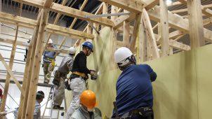 全木協、 東京で木造応急仮設住宅講習会 広域連携強みに月500戸供給体制
