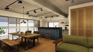 リノベる、「福島 郡山駅東口ショールーム」をオープン 共働き夫婦を想定