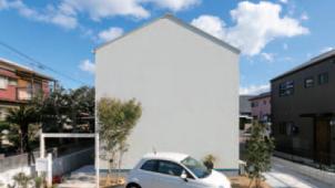 ベツダイ、「RE住む」で規格住宅  第1号商品が完成