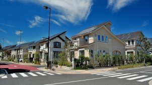 8月の首都圏建売住宅の契約率、前年比6ポイント低下 不動産経済研究所調べ