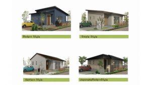 ジャパンアイディアホーム、自由設計定額制の家「いろは.いえ平屋」発表