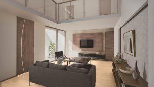 大建工業、内装建材シリーズ「ハピア」を一新 リビングドアは61デザインに