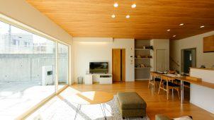 ウスイホーム、455パネルで高耐震、大開口を実現 モデルハウスがオープン