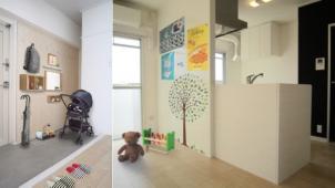 UR都市機構、千葉幸町団地で子育て支援プロジェクトを開始