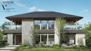 クレバリーホーム、「タイルの家」に新ラインナップ