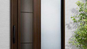 YKKAP、断熱スライディングドア「コンコード」のデザイン拡充