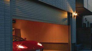 文化シヤッターが住宅用ガレージシャッター刷新、安全性・利便性を向上