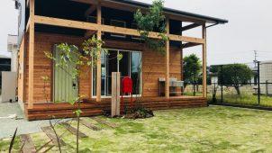DIYできる住宅「HUCK」 熊本で完成見学会