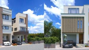 三栄建築設計、住宅の外観・内部CGパース制作請負事業を開始